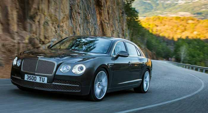 Bentley Flying Spur Wallpaper