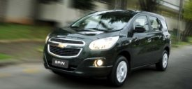 Chevrolet Spin bagasi