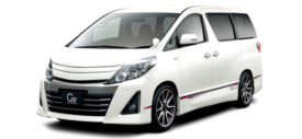 Toyota Alphard GS Indonesia