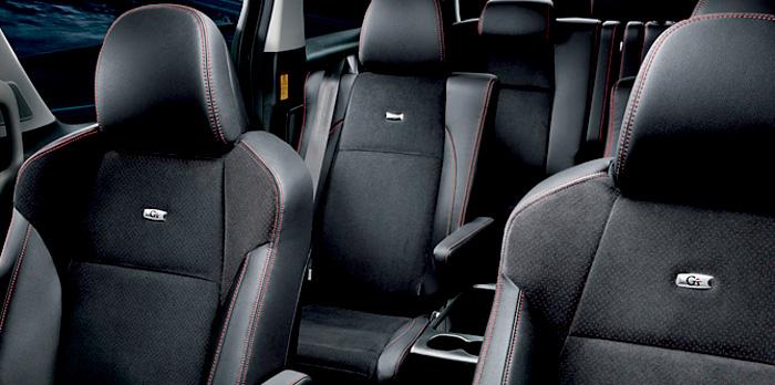 Toyota Velfire GS Bucket Seat