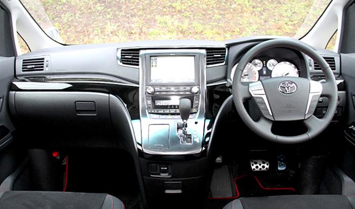 Toyota Velfire GS Interior – AutonetMagz :: Review Mobil ...