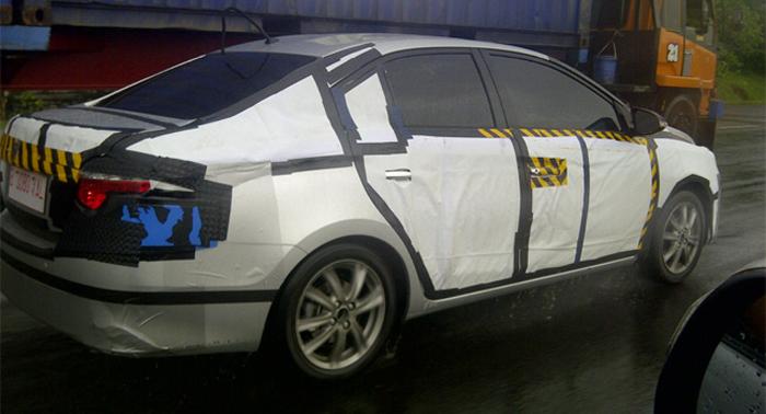Mobil Baru, Toyota Vios Baru: Toyota Vios Baru Tertangkap Mata di Cikampek