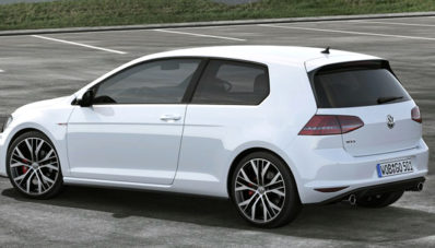Golf 7 GTD Carbon Steel Grey