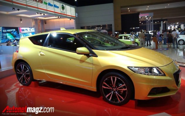 Honda CR-Z Indonesia
