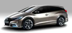 Honda Civic Tourer station wagon