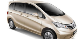 Honda Freed 2013 Wallpaper