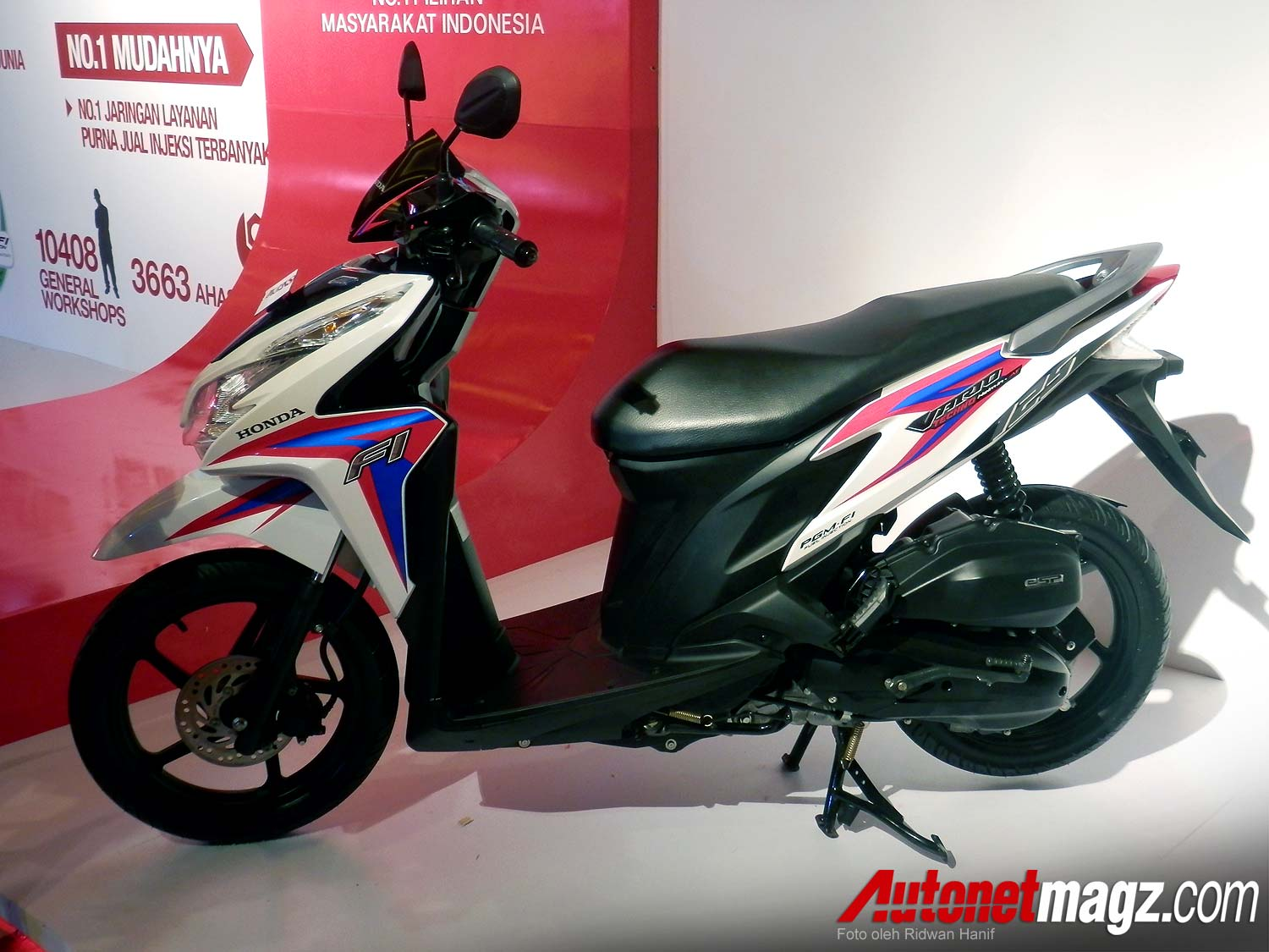 2014 NEW Honda Vario 125 CBS ISS Indonesia - YouTube