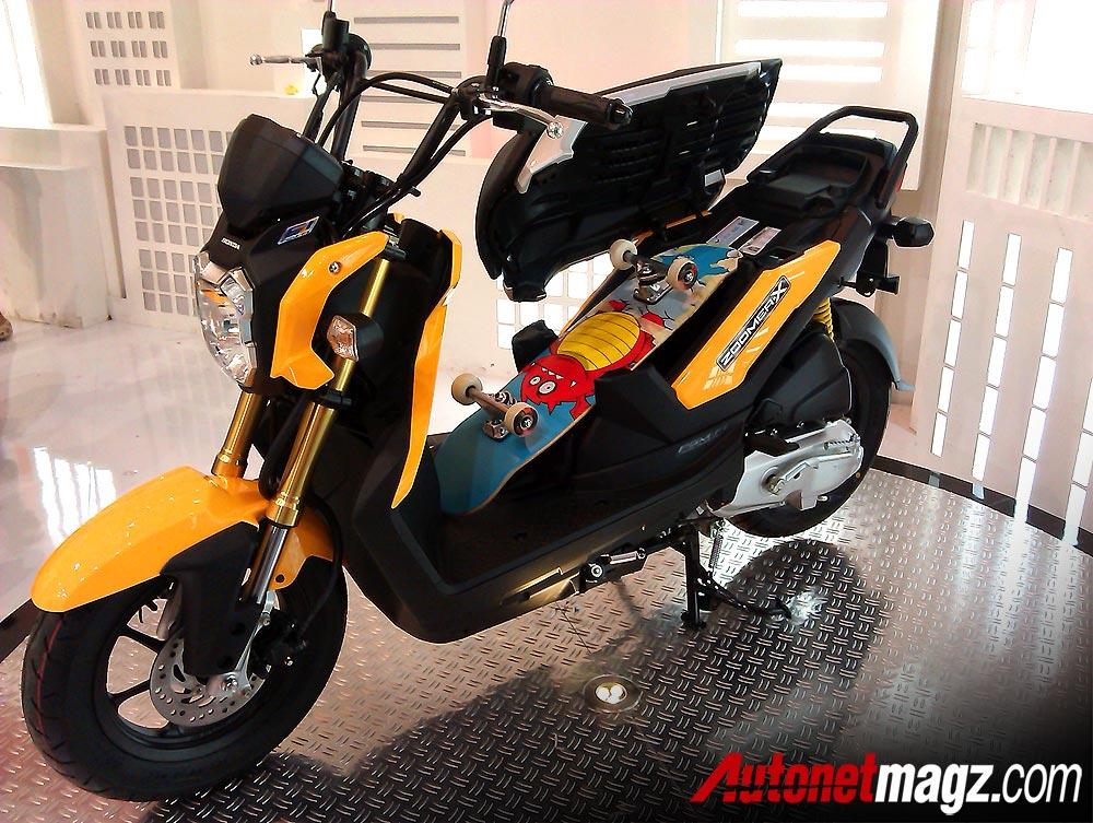 Honda Zoomer X Indonesia