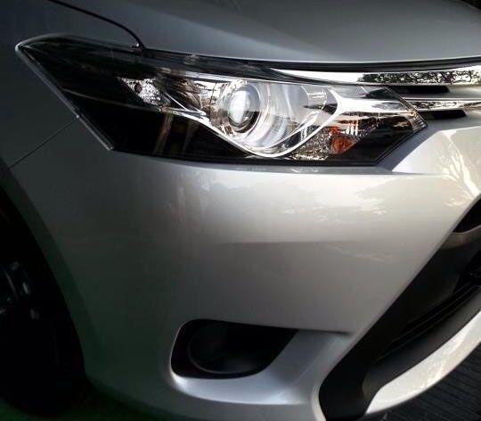 Berita, Lampu Proyektor Toyota Vios Baru 2013: Foto Toyota New Vios 2013 Beredar, Terlihat Desainnya Lebih Modern!