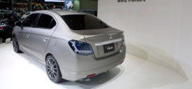 Mitsubishi Mirage Sedan Concept
