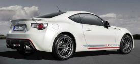 New Toyota GT 86 Cup Edition ekterior