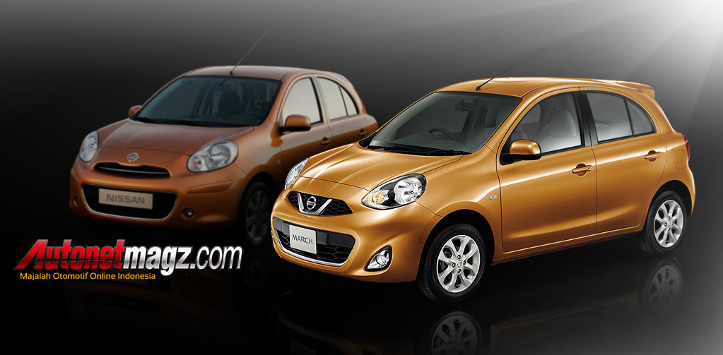 Berita, Nissan March 2013 facelift: Nissan March Facelift 2013 Tampil Semakin Trendy
