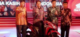 Launching Honda Vario Techno ISS