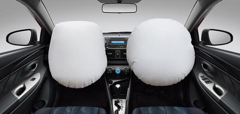 Vios 2013 Airbag: Toyota Vios 2013 Akhirnya Diluncurkan di Thailand