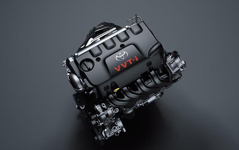 Toyota Vios 2013 Mesin