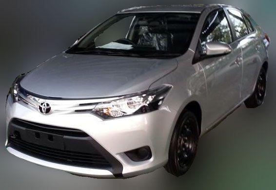 Toyota New Vios 2013 depan