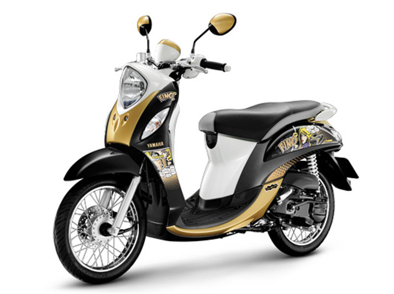 Motor Baru, Yamaha Fino 2013: Yamaha Fino Injeksi Diluncurkan di ...