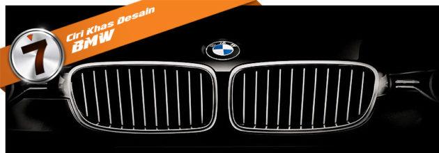Grill paru-paru BMW