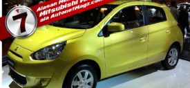 Modifikasi Mitsubishi Mirage