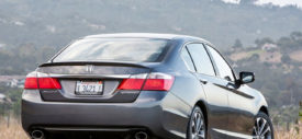 2013 Honda Accord mesin