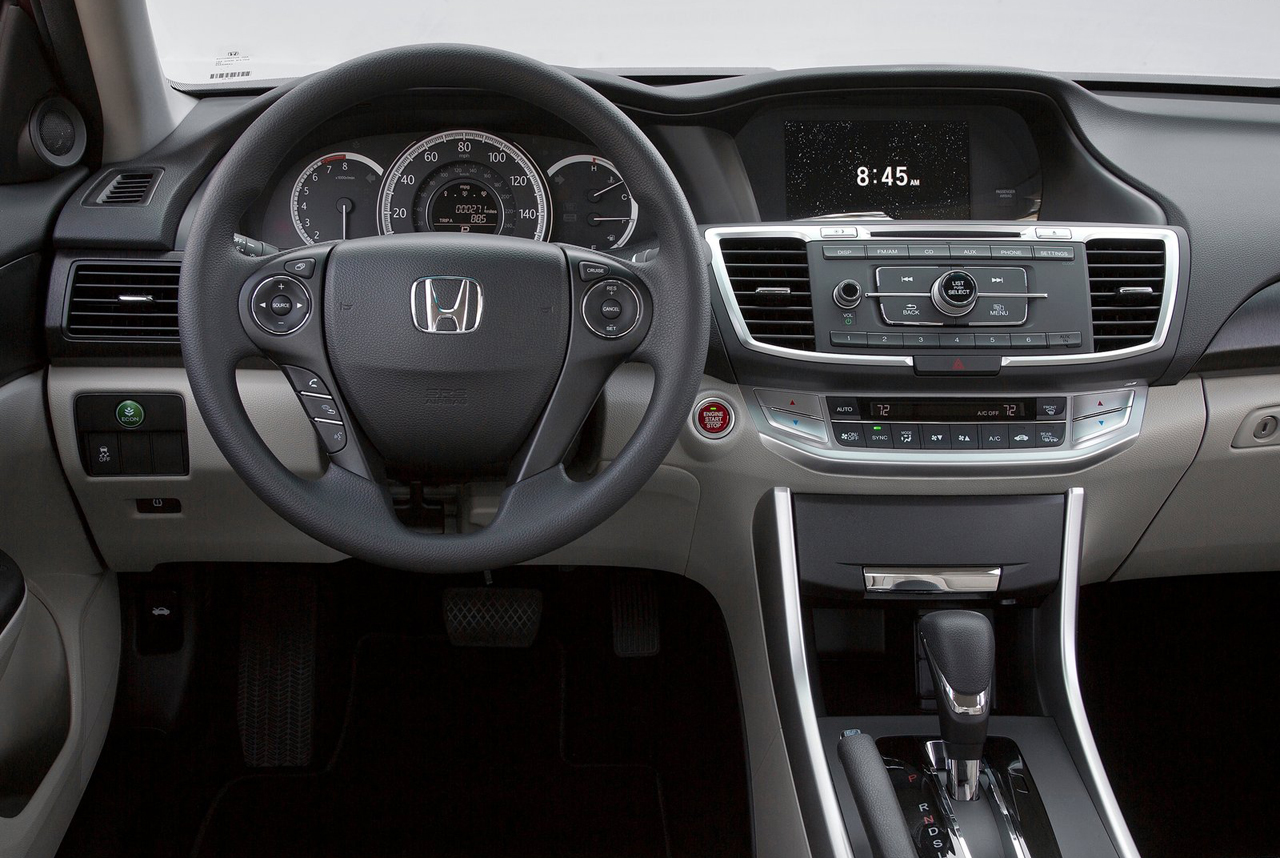 2013 Honda Accord Dashboard