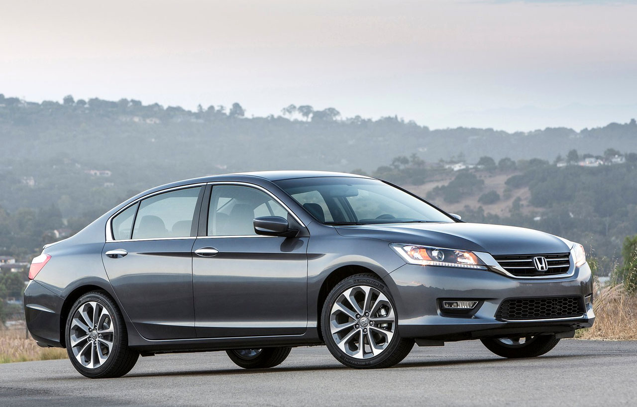Honda, 2013 Honda Accord Styling: Honda All New Accord 2013 Segera Diluncurkan di Indonesia
