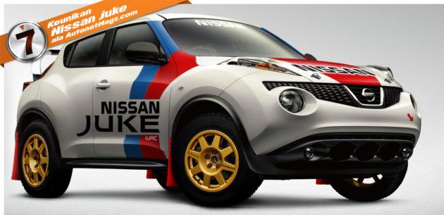 7 Keunikan Nissan Juke ala AutonetMagz