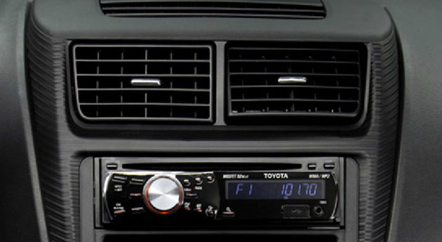 Avanza Baru Head Unit