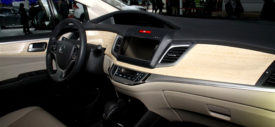 Honda Jazz Jade interior