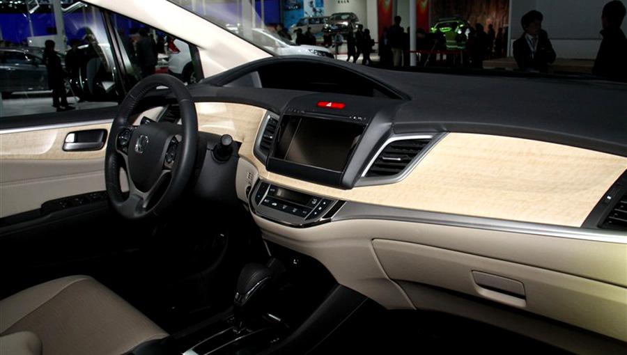 Honda, Honda Jazz Jade Dashboard: Honda Jade Concept : Honda Jazz atau Stream Baru?