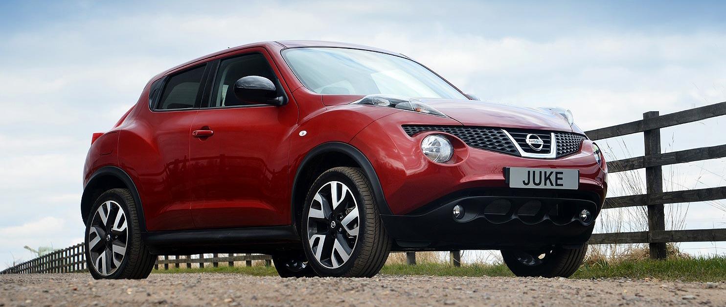 Nissan Juke N-Tec 2013 depan