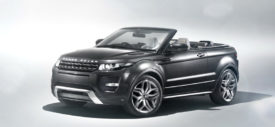 Range Rover Evoque Cabriolet wallpaper