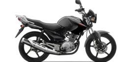 Yamaha YBR 125 eropa