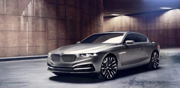 BMW Gran Lusso konsep
