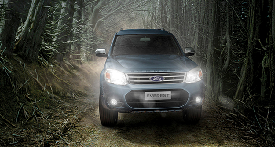 Ford Everest 2013 Indonesia