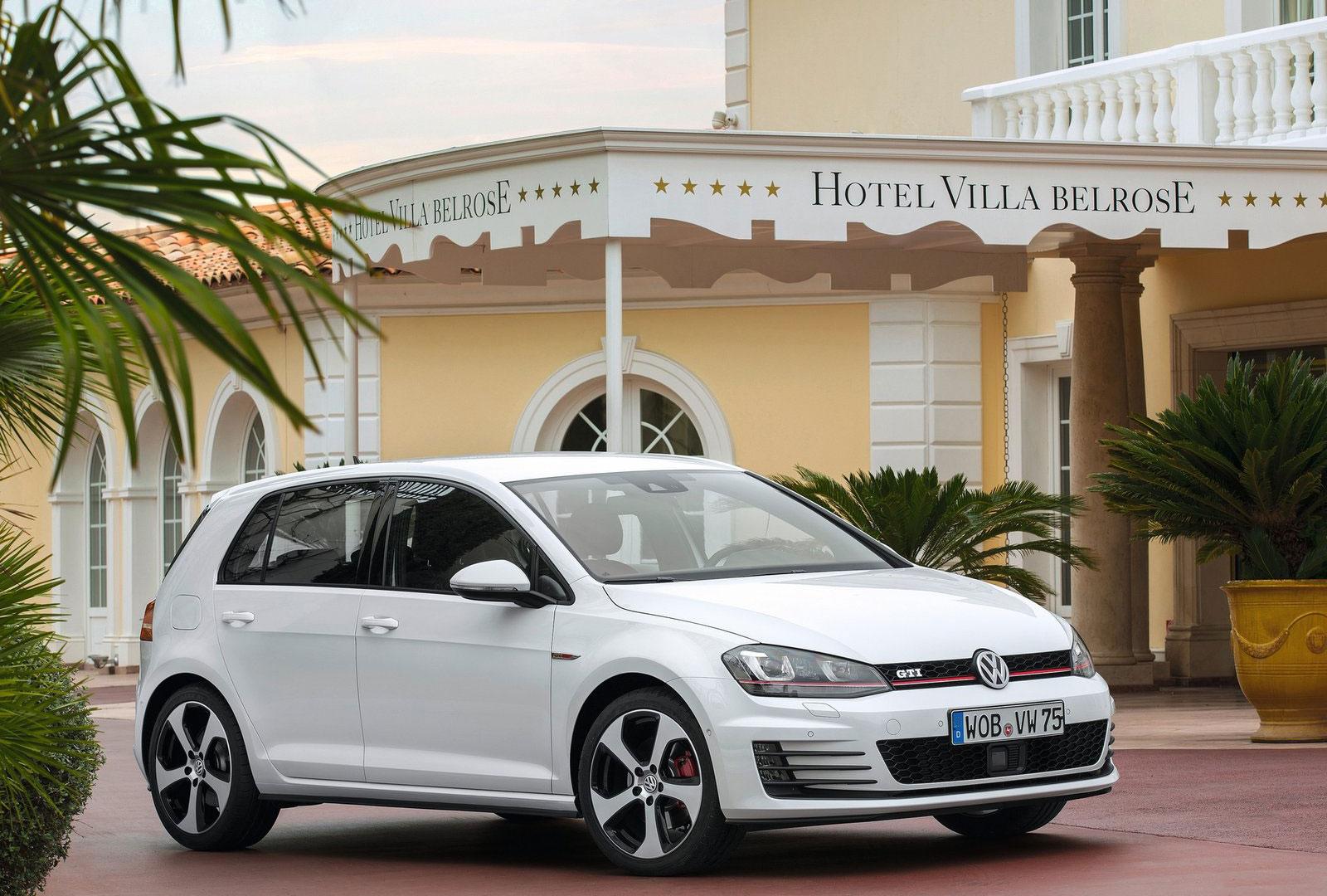 International, Foto Keren Volkswagen Golf GTI MK7-01: 50 Foto Galeri Volkswagen Golf GTI MK7