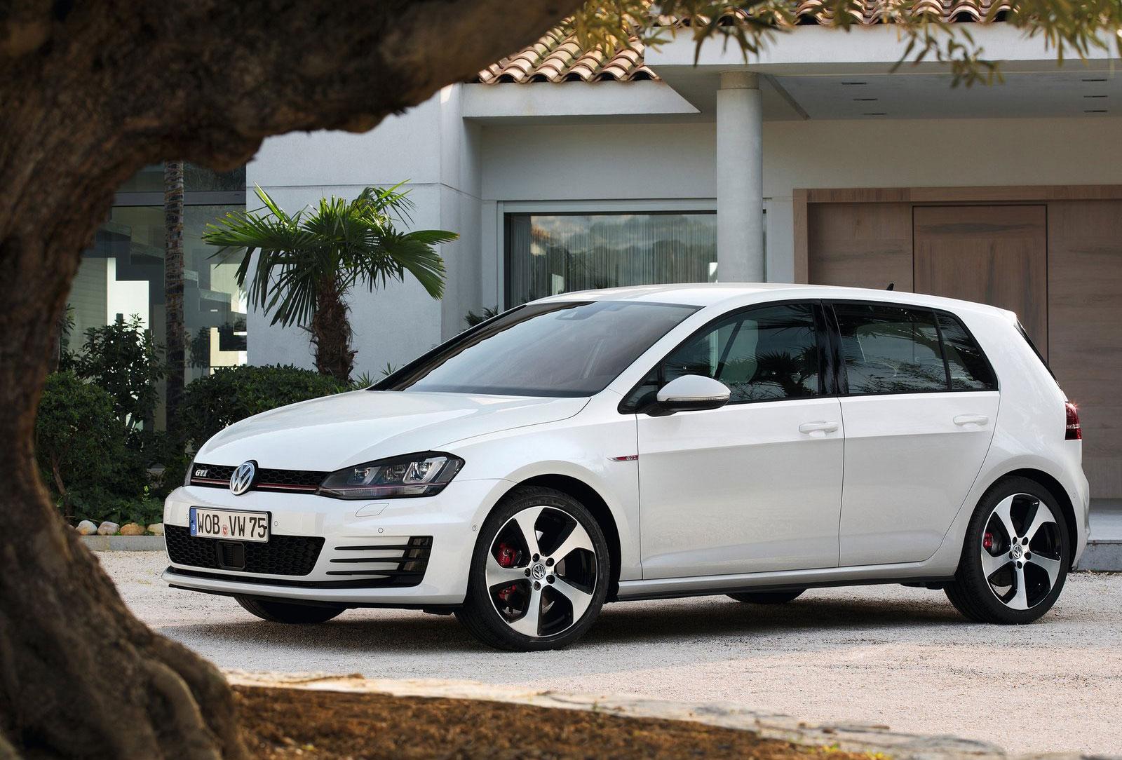 International, Foto Keren Volkswagen Golf GTI MK7-07: 50 Foto Galeri Volkswagen Golf GTI MK7