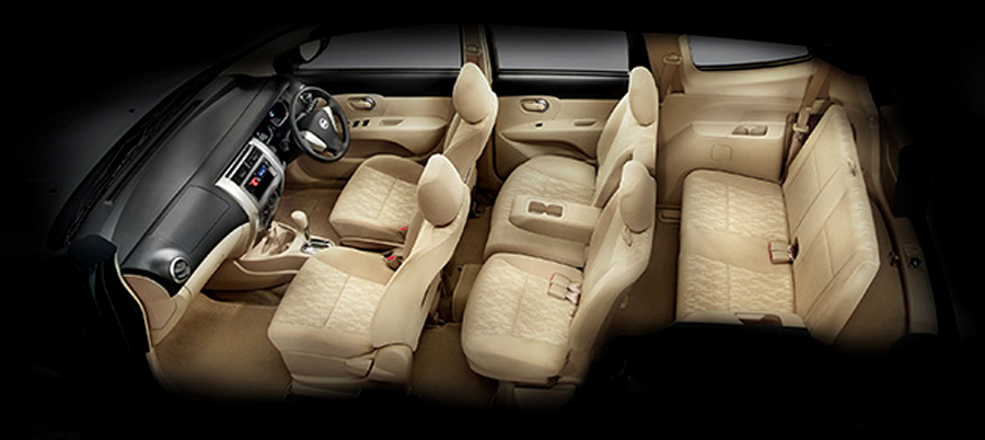 New Nissan Grand Livina Interior: Harga New Nissan Grand Livina
