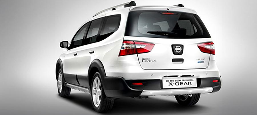 Harga Nissan Grand Livina X-Gear belakang – AutonetMagz ...