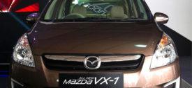Launching Mazda VX-1 di Otobursa Tumplek Blek Senayan