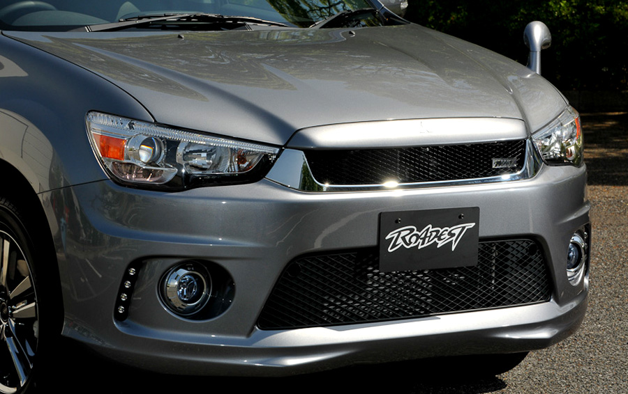 Mitsubishi Outlander Sport Modifikasi