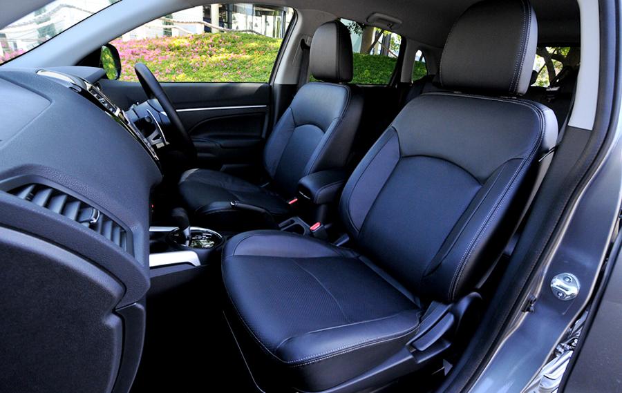 Mitsubishi RVR Roadest Interior – AutonetMagz :: Review ...