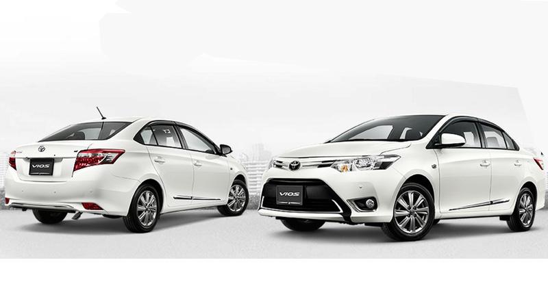 Mobil Baru, All New Vios 2013 Eksterior: Harga Toyota Vios 2013 Mulai