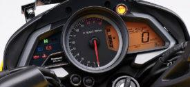 Kawasaki Bajaj Pulsar 200NS kuning