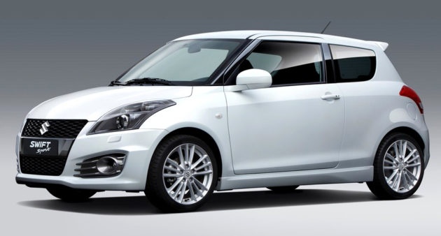 Suzuki Swift Sport 2 pintu