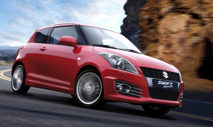 International, Suzuki Swift Sport GT4: Suzuki Swift Sport : Inikah Sosok Suzuki Swift Sport GT4?