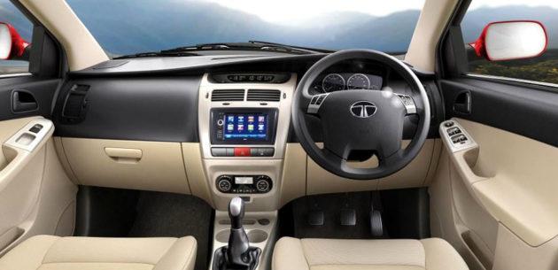 Tata Vista Dashboard