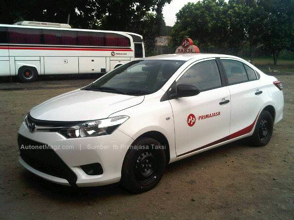 Toyota All-New Vios Limo taksi Primajasa