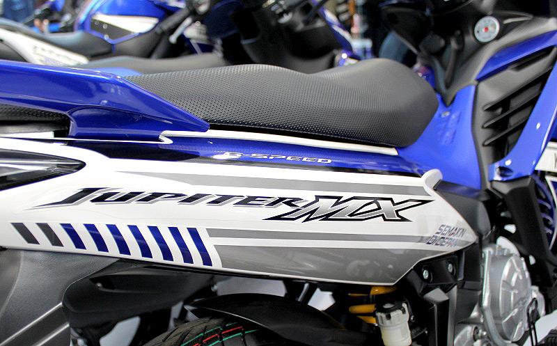 MotoGP, Yamaha Jupiter MX 2013 MotoGP Special Edition: Yamaha Luncurkan Motor Edisi Moto GP