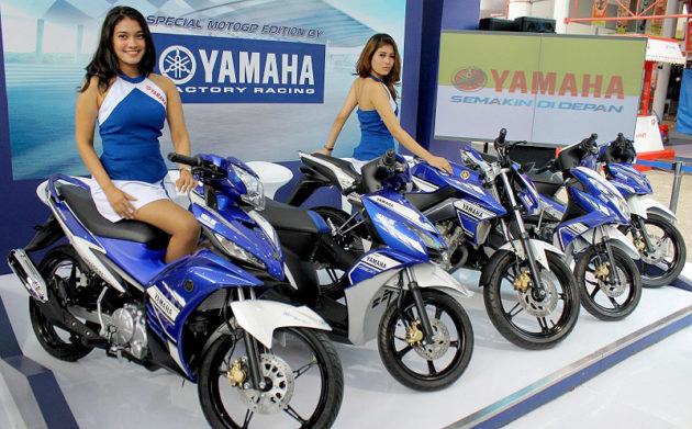 Yamaha MotoGP Edition at PRJ 2013